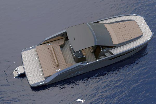 Aurea Yachts - 30 Cabin - COUPè 2