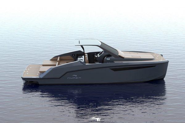 Aurea Yachts - 30 Cabin - COUPè 3