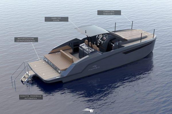 Aurea Yachts - 30 Cabin - COUPè