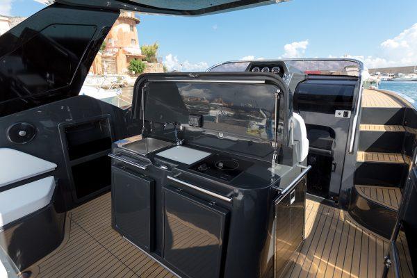 Aurea Yachts - 30 Cabin - Power Catamaran - foto 22
