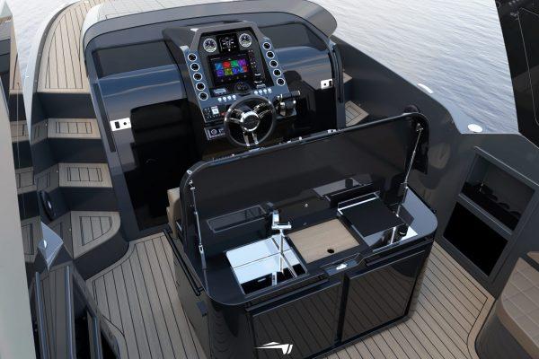 Aurea Yachts - 30 Cabin - T.Top 3