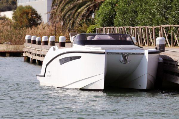 Aurea Yachts 30 Cabin White 1920 03