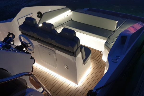 Aurea Yachts 30 Cabin White 1920 - 05