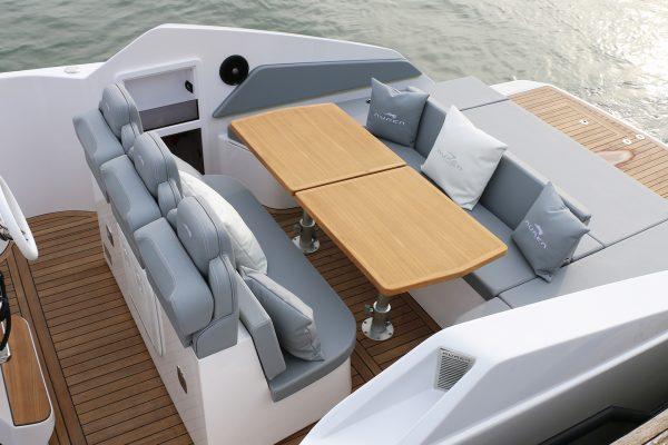 Aurea Yachts 30 Cabin White 1920 21