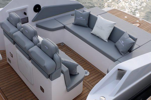 Aurea Yachts 30 Cabin White 2019 - tavolo 2