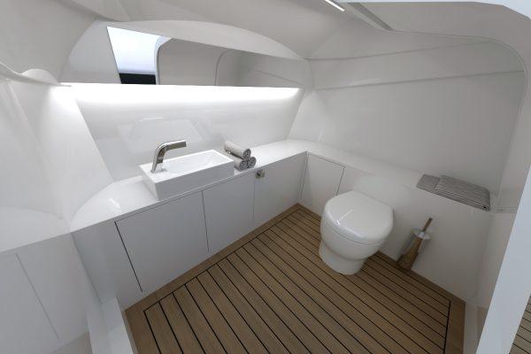 Aurea Yachts - 30 Open Bagno