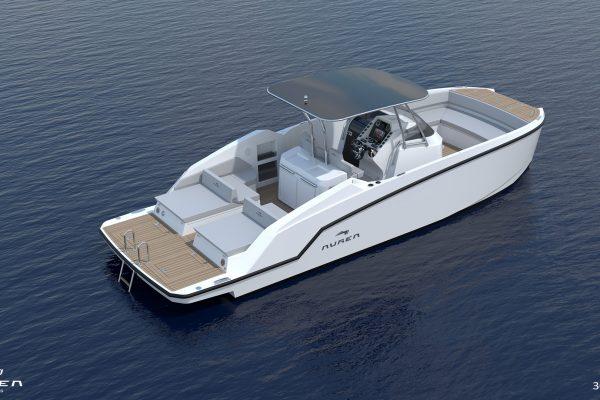 Aurea Yachts 30 Open - configurazione - 01