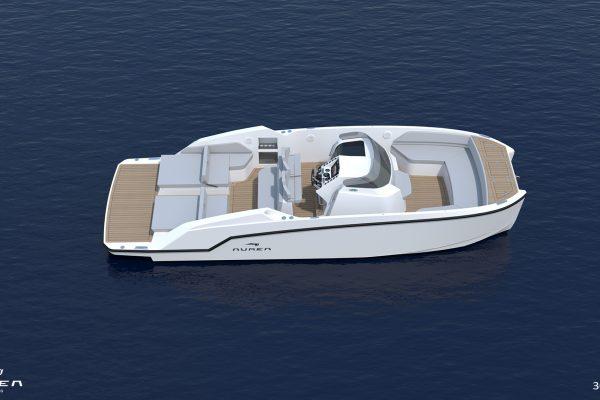 Aurea Yachts 30 Open - configurazione - 05