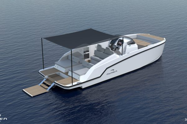 Aurea Yachts 30 Open - configurazione - 06