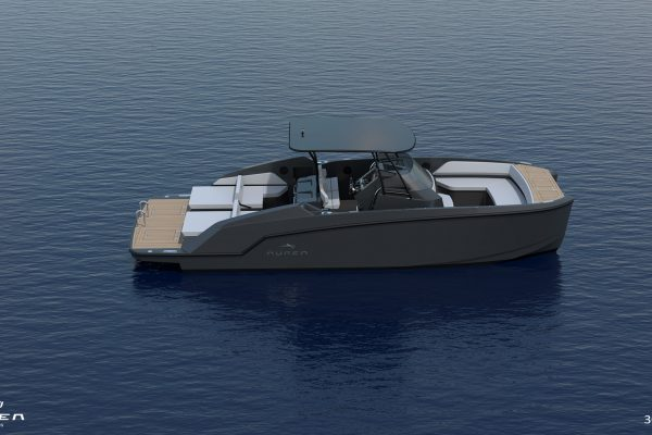 Aurea Yachts 30 Open - configurazione - 12