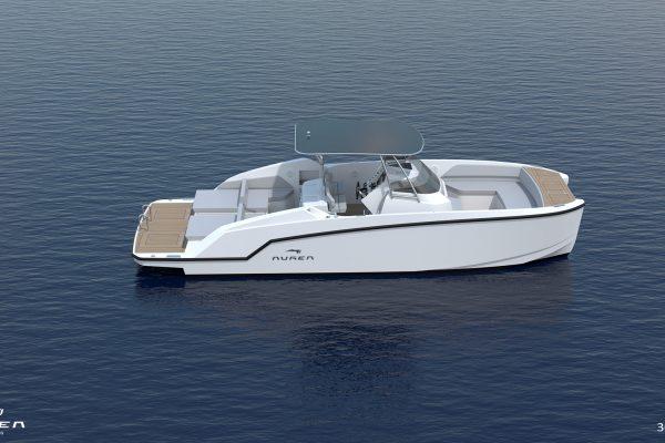 Aurea Yachts 30 Open - configurazione - 13