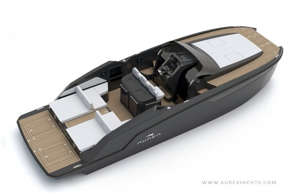 Aurea Yachts - Luxury Power Catamaran 01