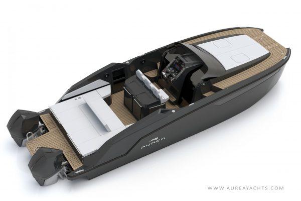 Aurea Yachts - Luxury Power Catamaran 02 bis