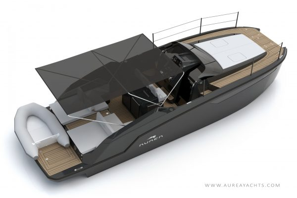 Aurea Yachts - Luxury Power Catamaran 02