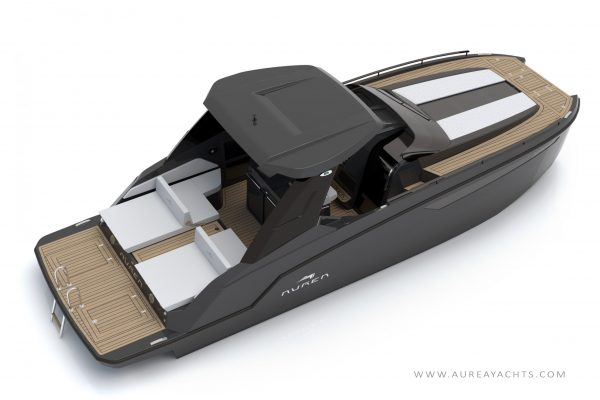 Aurea Yachts - Luxury Power Catamaran 03