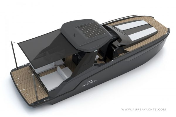 Aurea Yachts - Luxury Power Catamaran 04