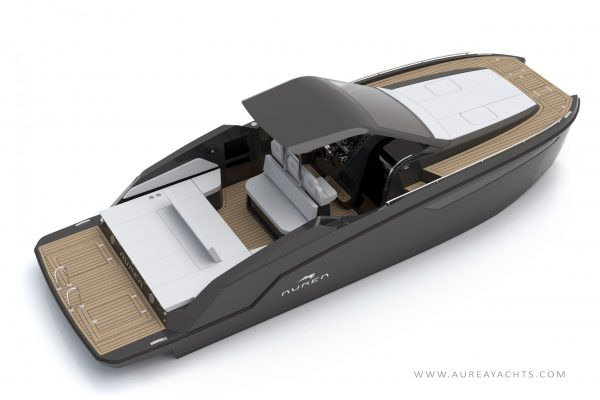 Aurea Yachts - Luxury Power Catamaran 05