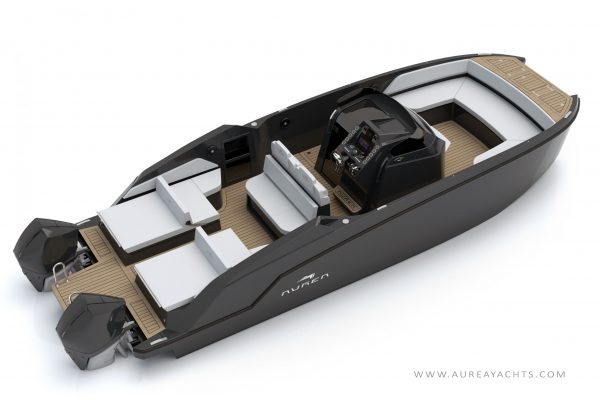 Aurea Yachts - Luxury Power Catamaran 06