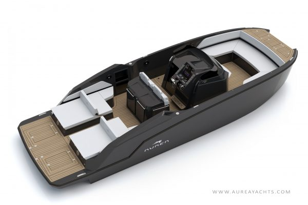 Aurea Yachts - Luxury Power Catamaran 07