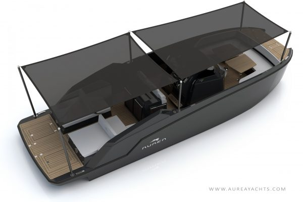 Aurea Yachts - Luxury Power Catamaran 08