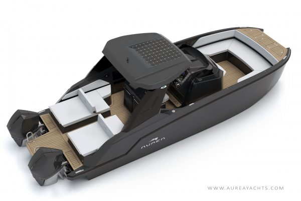 Aurea Yachts - Luxury Power Catamaran 09
