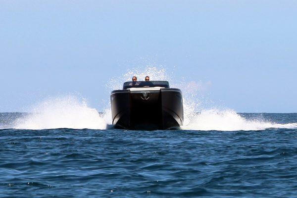 Aurea Yachts - Power Catamaran - Catamarano a Motore - 30 Cabin - Home 05